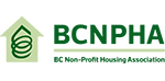 BC Non-Profit Housing Association logo